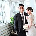 婚攝古柯杰|饅頭爸團隊|2017 宜&鈞|迎娶|台北國賓