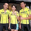 AMD車隊練騎
