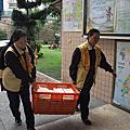 20111210_蓮苑義工包便當護持佛祖巡境