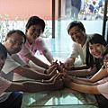 20100820_中華電信基金會執行長參觀蓮苑+數位志工據點