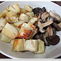 2009.05.08馬鈴薯烤野菇