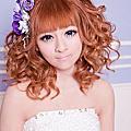桃園新娘秘書日系妝髮