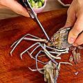 蒜香金沙蝦