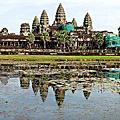 柬埔塞-吳哥窟