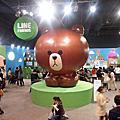 。LINE FRIENDS互動樂園