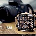 CERRUTI 1881 法國精品男士腕錶【實拍 實戴】