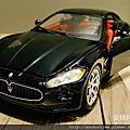 Maserati 瑪莎拉蒂【原廠模型車】