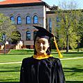 珍貴的鄉民瓶碩士畢業照