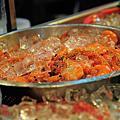 台北鵝肉海鮮担仔麵