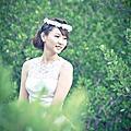 單人婚紗|Yvonne