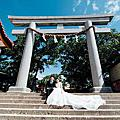 自助婚紗|裕文盈齊|沖繩婚紗