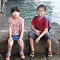 20111105 二姐  淡水