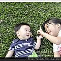 可可樂樂20110409-台中小路露營+滑草