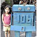 可可樂樂20110410-台中機器人餐廳