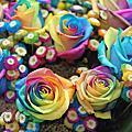 彩虹花花世界~♥ RAINBOW~♥
