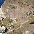 希臘 Santorini 火山島