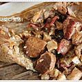 20150629永豐棧黑鑽鮑魚粽&XO醬