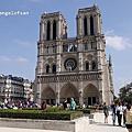 巴黎聖母院Cathédrale Notre Dame de Paris