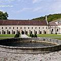 楓特內修道院Abbaye de Fontenay