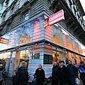 維也納的冰淇淋店