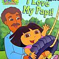 Dora和Diego讀本