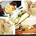 2012.7.24 今天收到最棒的禮物『貓咪的零食』