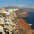 2007蜜月‧希臘─Oia。世界最美的夕陽