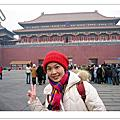 那年冬天的北京─天安門‧紫禁城