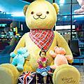 泰迪熊主題咖啡館