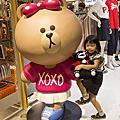 LINE FRIENDS Store台中中港店