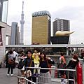2015-04-06-新宿御苑-上野公園-淺草雷門-晴空塔