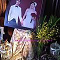 深咖啡演繹-蘇先生喜宴婚禮佈置@路竹活動中心