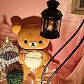 拉拉熊+甜點派對文定婚禮佈置@高雄人道餐廳