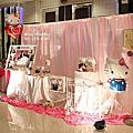 Hello Kitty甜美粉婚禮佈置+大頭貼機@富霖華平館