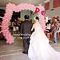 就是愛Hello Kitty婚禮佈置@新營糖廠中山堂