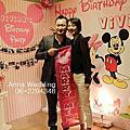 Jerry&Vivian-米奇的生日驚喜+求婚.Yes,I do!@台中