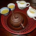 美食嚐鮮(北台灣)-106年新北平溪菁桐美食:白石庭園餐廳