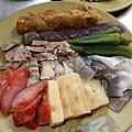 美食嚐鮮(南台灣)-107年台南小吃美食-崇明路新鮮牛肉湯.東北大媽燒餅.阿龍香腸熟肉