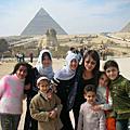 埃及記-吉薩金字塔區Pyramids of Giza