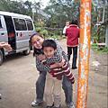 五峰山上 & 成豐夢幻世界 on Jan. 27, 2007