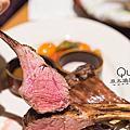 AMBA台北松山意舍酒店QUE原木燒烤餐廳