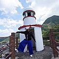 蘭嶼環島小燈塔