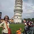 蘇曼的環歐之旅--義大利