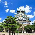 夏.大阪城