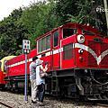 阿里山郵輪小火車之旅