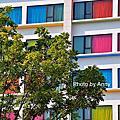 麗寶樂園~福容飯店