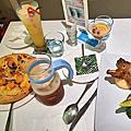 彰化美食~天空藍咖啡