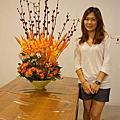 201409 XUEXUE 大盆花1