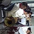 管樂B團新莊區公所表演