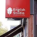 英國倫敦The English Studio語言中心